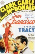 film poster, san francisco