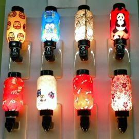 tea garden gift shop night lights