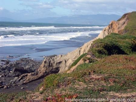 san francisco beaches, fort funston