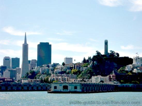 alcatraz cruises, pier 33, san francisco