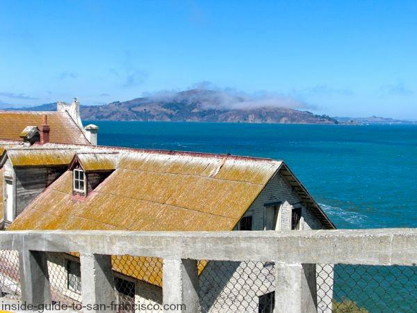 san francisco bay cruises, alcatraz island