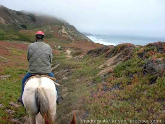 horseback riding in san francisco