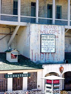 alcatraz history, indian occupation