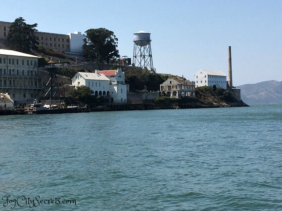 san francisco bay cruise, alcatraz island