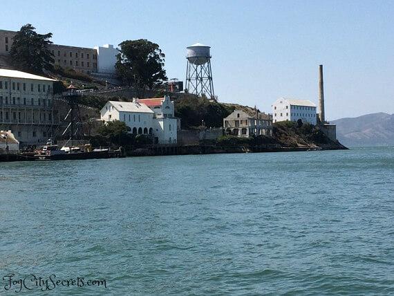 san francisco bay cruise, alcatraz island