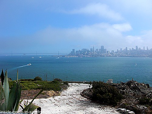 san francisco, from alcatraz