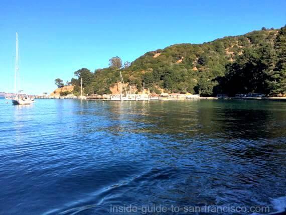 angel island san francisco, ayala cove