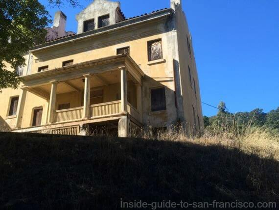 angel island san francisco, east garrison