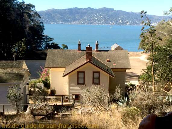 angel island san francisco, camp reynolds title=