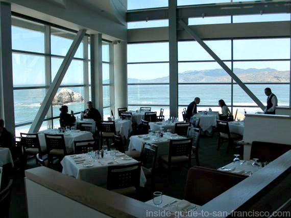cliff house, sutros restaurant, san francisco