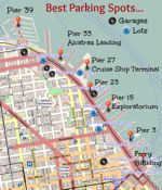 embarcadero parking map thumbnail