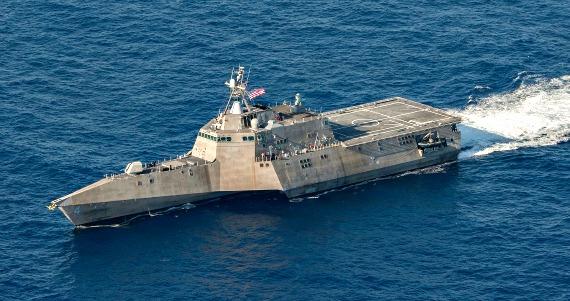 uss coronado, littoral combat ship