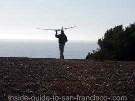 fort funston rc airplane
