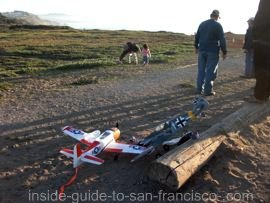 fort funston rc airplanes