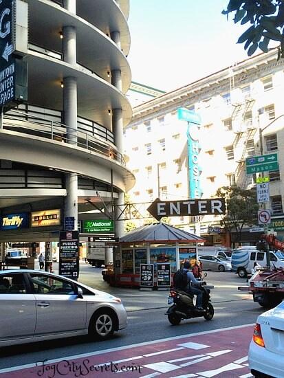 Car Rental San Francisco Union Square