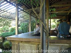 japanese tea garden, san francisco, before