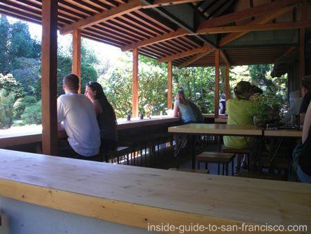 Japanese Tea Garden Menu