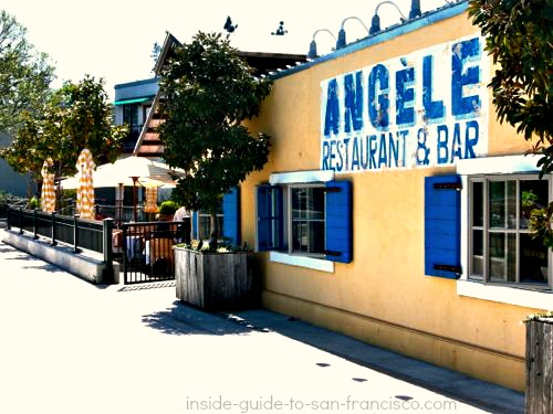 angele, french restaurant, napa