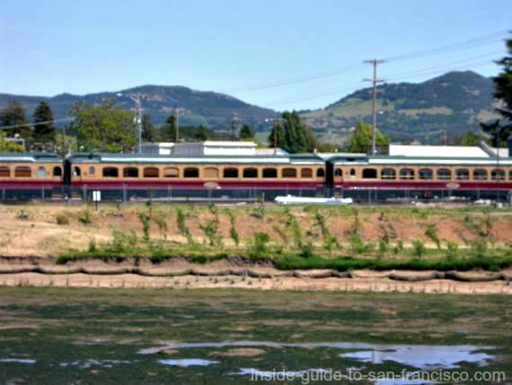 napa wine-train, napa valley