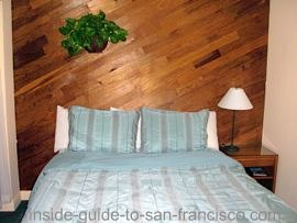 ocean park motel, san francisco, rooms
