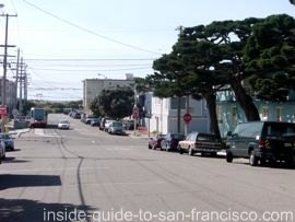 ocean park motel, san francisco, ocean view