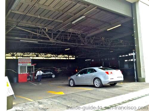 pier 23 parking garage