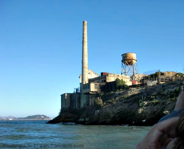 san francisco bay cruises, alcatraz view