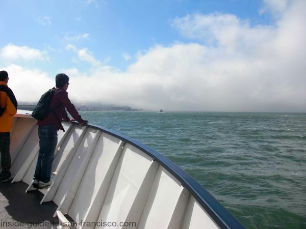 san francisco bay cruises, blue and gold ferry