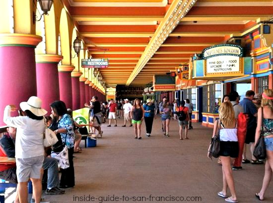 santa cruz boardwalk arcade