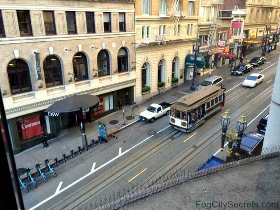 san francisco chinese new year parade route 2016, saks window view