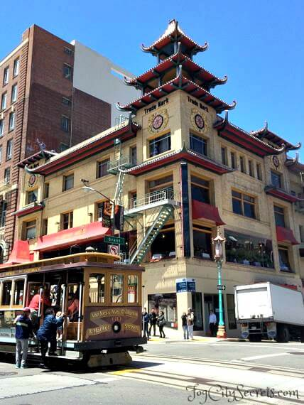 chinatown san francisco sing chong building