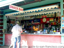 stow lake, golden gate park, old boathouse snack bar