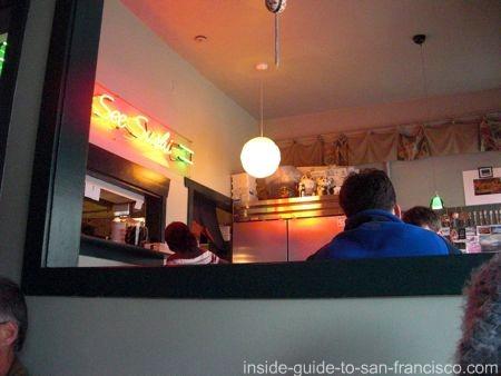 sushi in san francisco, you see sushi