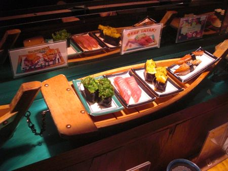 sushi restaurants in san francisco, isobune sushi