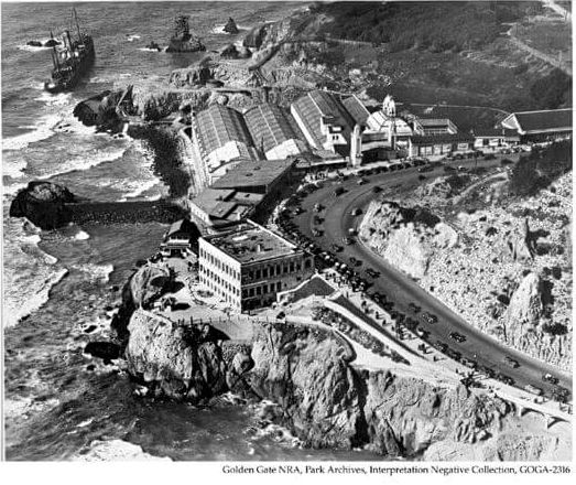 Cliff house project sutro baths
