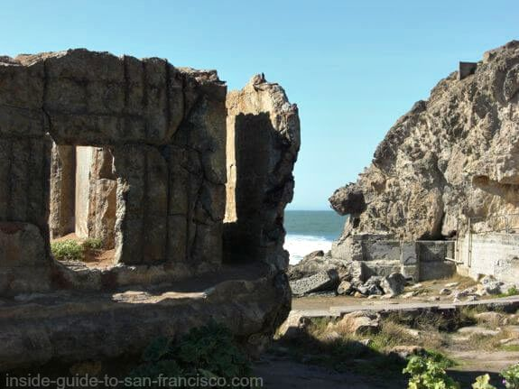 sutro baths ruined building