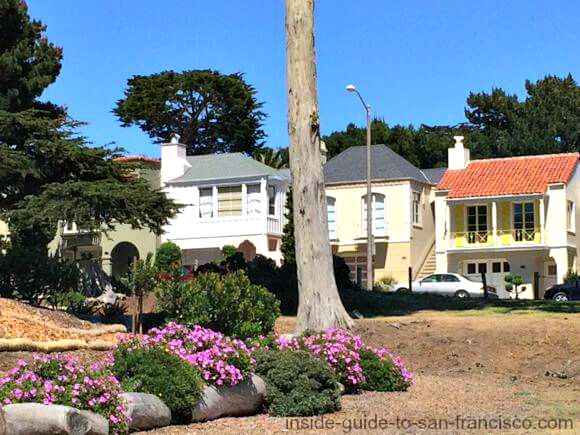 48th avenue, sutro heights park, san francisco