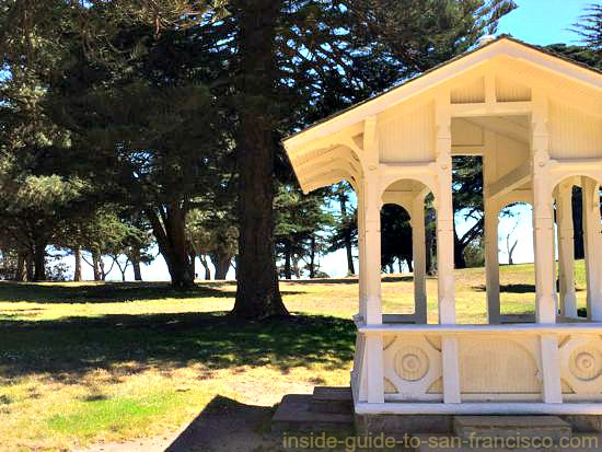 well house, sutro heights park, san francisco