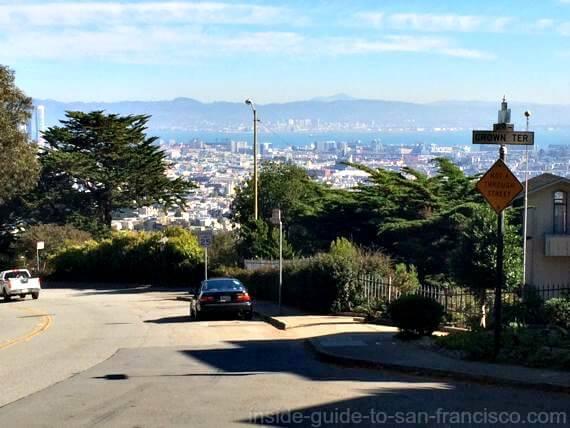 tank hill parking, san francisco