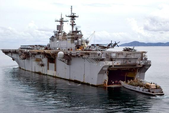USS Essex, amphibious assault ship