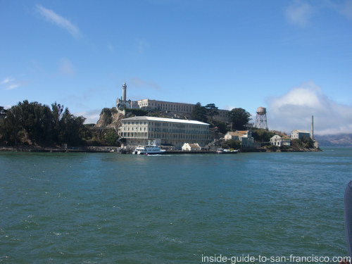 visit alcatraz cruises