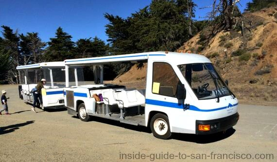 angel island san francisco tram tour