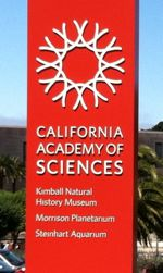 california academy of sciences banner