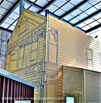 shake house, california academy of sciences, earthquake exhibit