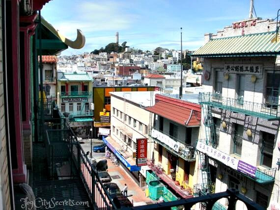 chinatown san francisco tin how temple view
