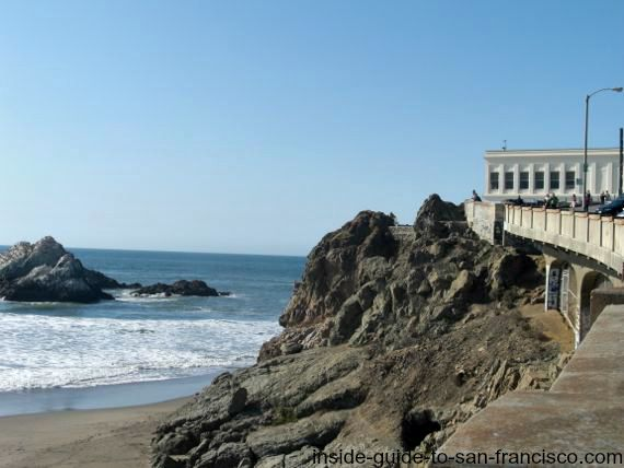 cliff house, san francisco, seal rock