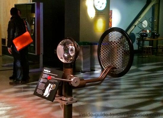 Gadgets at the Exploratorium