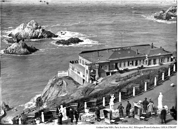 cliff house 1894, san francisco