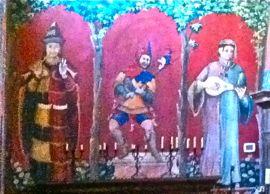 italian fresco, napa valley