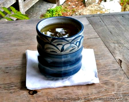 genmaicha, green tea, japanese tea garden